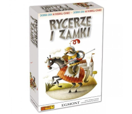 Egmont Rycerze i zamki (GR-4192)
