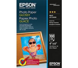 """Epson Photo Glossy Paper 10x15 cm (4x6"""") (100 ark.)  (C13S042548)"""