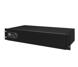 "Ever ECO Pro 1000 AVR CDS 19"" 2U 1000VA / 650W (W/EAVRRM-001K00/00)"