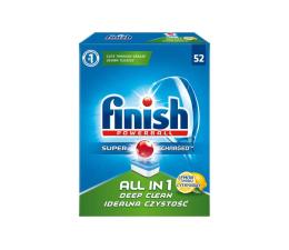 Finish Tabletki do zmywarki All-in-1 52 cytrynowe (5900627066623)