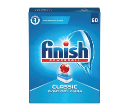 Finish Tabletki do zmywarki Classic 60 regularne (5900627073263)