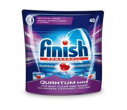 Finish Tabletki do zmywarki Quantum Max 40 szt. regularne (5011417548110)