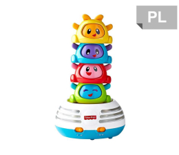 Fisher-Price BeBo Muzyczna piramidka (DHW29)