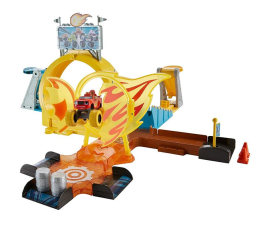 Fisher-Price Blaze Zestaw Axel City (GFC08)