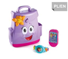 Fisher Price Dora Mówiący plecak i magiczna bransoletka (FNN01)