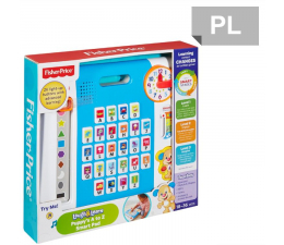 Fisher-Price Edukacyjna tablica malucha (DRJ13)