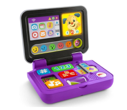 Fisher-Price Laptop Klikaj i Ucz Się  (FXK36)