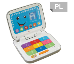 Fisher Price Laptop Malucha (CDG84)