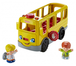 Fisher-Price Little People Autobus Małego Odkrywcy (FKX03)