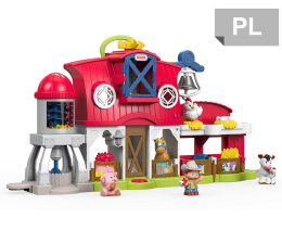 Fisher Price Little People Muzyczna Farma (FKD34)