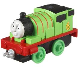 Fisher Price Tomek i Przyjaciele Adventures lokomotywka Percy (DWM28 DXR80)