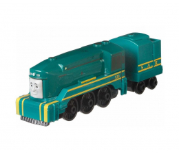 Fisher-Price Tomek i Przyjaciele Duża lokomotywa Shane (DWM30 FJP52)