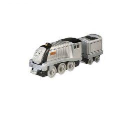 Fisher-Price Tomek i Przyjaciele Duża lokomotywa Spencer (DWM30 DXR69)