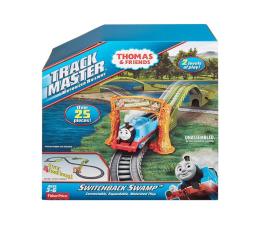 Fisher-Price Tomek i Przyjaciele Trackmaster Tomek na bagnie (DVF74 DVF75)