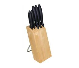 Fiskars Zestaw 5 noży w bloku 1023782 Essential (1023782)