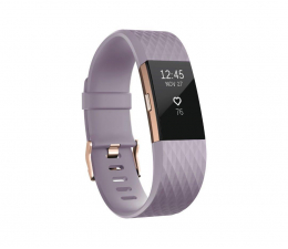 FitBit Charge 2 HR Lavender-Rose S (FB407RGLVS/816137020749)
