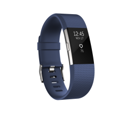 FitBit Charge 2 HR S Blue-Silver (IMFBC2SBU/816137020282)