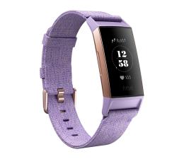Fitbit Charge 3 Special Edition Różowe Złoto - Lawendowy (811138031046)