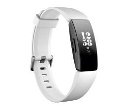 Fitbit Inspire HR Czarno - Biała (FB413BKWT)