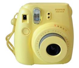 Fujifilm Instax Mini 8 żółty (16273180)