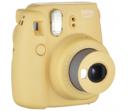 "Fujifilm Instax Mini 8 żółty BOX ""XL"""