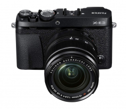 Fujifilm X-E3 18-55mm f2.8-4 OIS czarny