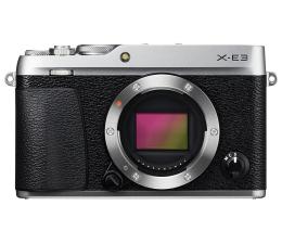 Fujifilm X-E3 body srebrny