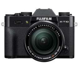 Fujifilm X-T10 + XF 18-55 mm f/2.8-4.0 czarny