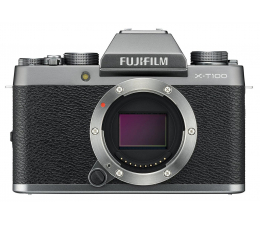 Fujifilm X-T100 srebrny body