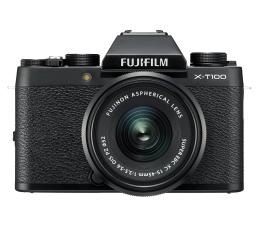 Fujifilm X-T100 + XC 15-45mm f/3.5-5.6 OIS PZ czarny