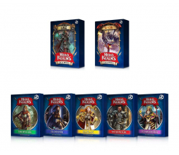 Games Factory Hero Realms Bohaterowie i Bossowie