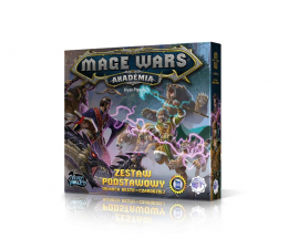 Games Factory Mage Wars: Akademia