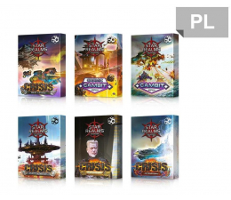 Games Factory Star Realms: Pakiet Gambit i Crisis