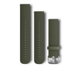 Garmin Pasek silikonowy zielony do koperty 20mm (010-12561-00)