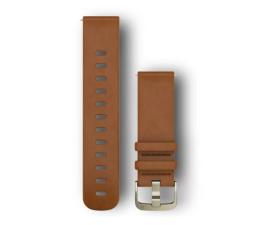 Garmin Pasek skórzany jasnobrązowy do koperty 20mm (010-12691-02)