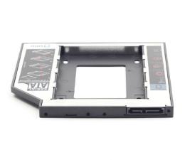 """Gembird Adapter 5.25"""" do dysku 2.5"""" (slot DVD 12.7mm) (MF-95-02)"""