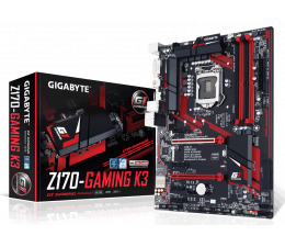 Gigabyte GA-Z170-GAMING K3 (Z170 2xPCI-E DDR4)