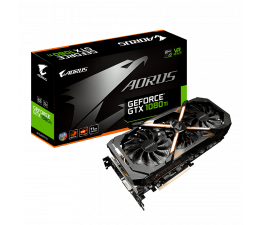 Gigabyte GeForce GTX 1080 Ti Aorus 11GB GDDR5X (GV-N108TAORUS-11GD)