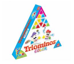 Goliath Triominos Color Match (dla dzieci) (60613)