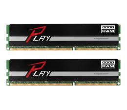 GOODRAM 16GB 2400MHz Play CL15 (2x8GB) Black (GY2400D464L15S/16GDC)