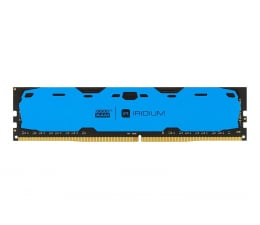 GOODRAM 4GB 2400MHz Iridium CL15 Blue (IR-B2400D464L15S/4G)