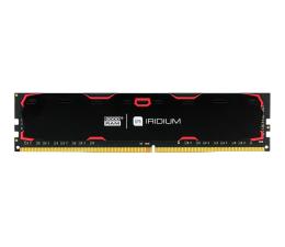 GOODRAM 8GB 2400MHz IRIDIUM Black CL15 (IR-2400D464L15S/8G)