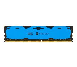 GOODRAM 8GB 2400MHz IRIDIUM Blue CL15 (IR-B2400D464L15S/8G)