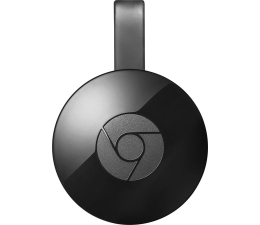 Google Chromecast 2017 HDMI Streaming Media czarny