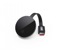 Google Chromecast Ultra 4K Black