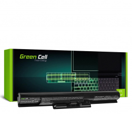 Green Cell Bateria do Sony Vaio (2200 mAh, 14.8V, 14.4V) (SY18)