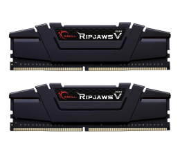 G.SKILL 16GB 3200MHz Ripjaws V Black CL16 (2x8GB) (F4-3200C16D-16GVKB)