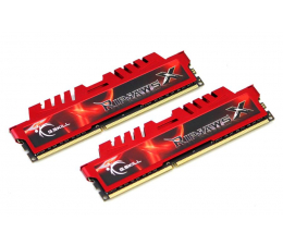 G.SKILL 8GB 1600MHz RipjawsX CL9 (2x4GB) (F3-12800CL9D-8GBXL)