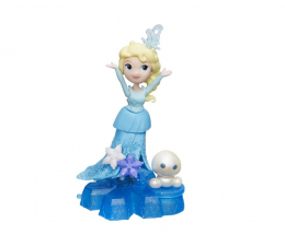 Hasbro Disney Frozen Mini Elsa na łyżwach (B9873)