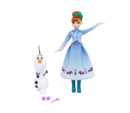 Hasbro Disney Frozen Przygoda Olafa Anna (C3384)
